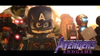 LEGO Avengers Endgame - PORTALS Scene - Avengers Assemble!