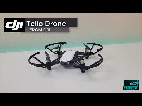DJI TELLO Drone Full Review - Best Beginner  Drone for 2019