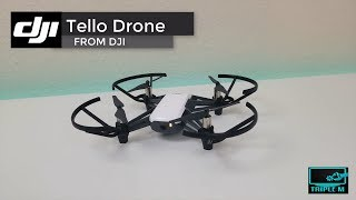 DJI TELLO Drone Full Review - Best Beginner  Drone for 2020