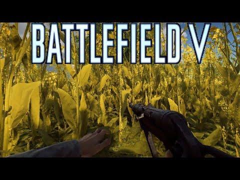 Battlefield V: Arras NO HUD Full Immersion Gameplay