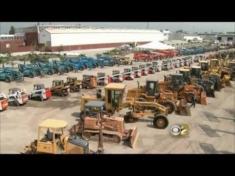 Heavy Equipment Auction