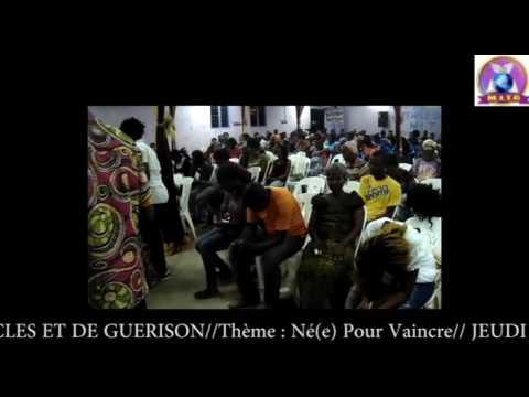PROPHETE HOLY DAVID Abidjan: Atmosphère prophétique de miracle financier instantané 2/2