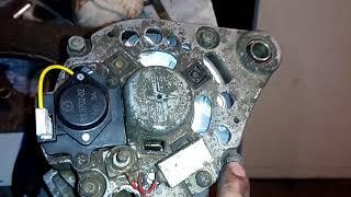 Разбор и ремонт генератора ВАЗ Классика