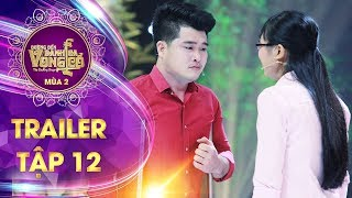 Đường đến danh ca vọng cổ 2 | trailer tập 12: Á quân Minh Trí bất ngờ trợ diễn cho Trúc Phương thumbnail