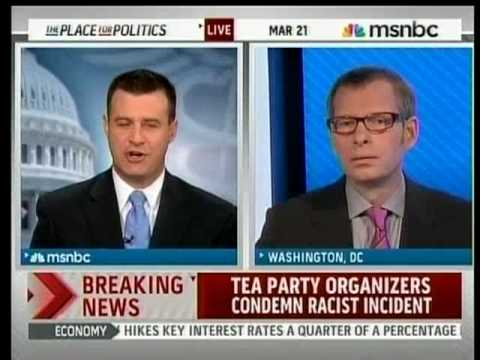 Peacock Elites Label Tea  Party Protesters as Racists
