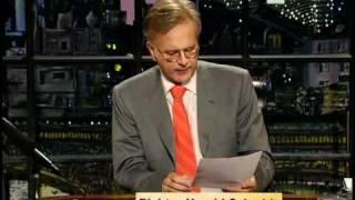Die Harald Schmidt Show - Zahnschmerzen, Promillerechner