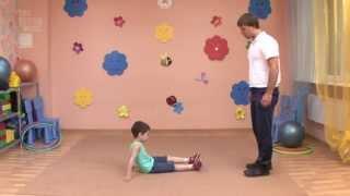 Утренняя зарядка для детей 4-5 лет. Упражнения для брюшного пресса. Школа раннего развития