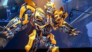 TRANSFORMERS 5 : le Bêtisier WTF avec Bumblebee et Optimus !