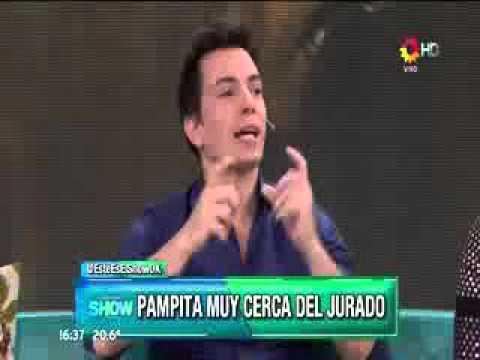 Las condiciones de Pampita para ser jurado del Bailando