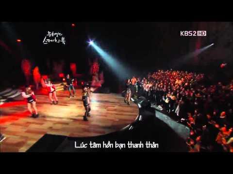 [Vietsub] Dear Friend - JeA & Miryo (Brown Eyed Girls)