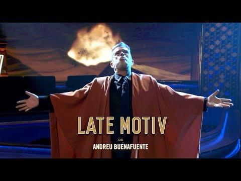 LATE MOTIV - Bienvenidos a Late Motiv de Andreu Buenafuente  0  Movistar+