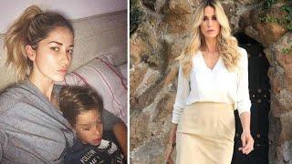"""Elena Santarelli: """"Ecco come ho scoperto la malattia di mio figlio"""""""