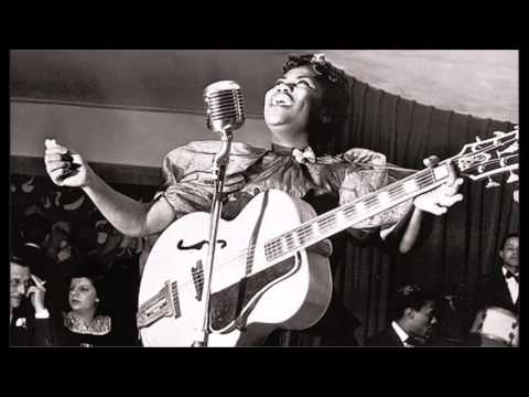 Sister Rosetta Tharpe-Strange Things Happening Every Day