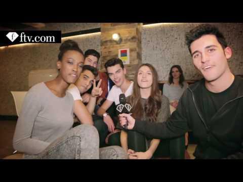 Barcelona Fresh Faces winner 2016