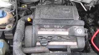 Volkswagen Bora 125K miles 1.6 16V Engine 2001