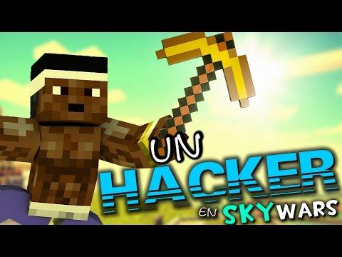 UN HACKER CON LAG !!    Un Hacker en Minecraft