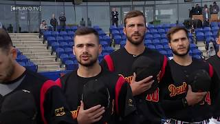 Belgium vs. Germany (Baseball)