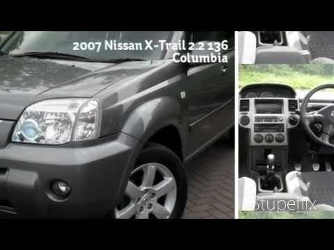 Nissan X-TRAIL 2.2 dCi 136 Columbia 5dr Diesel Station Wagon