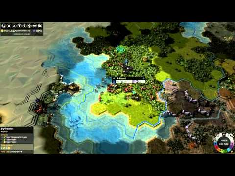 zooming test Endless Legend