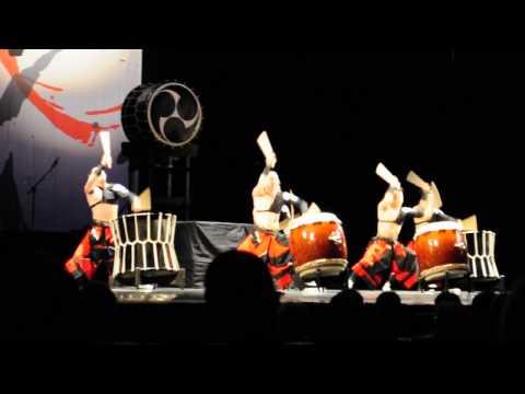 ASKA Japanese Drum Troupe - St. Petersburg, 03.05