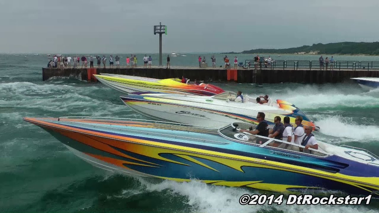 100+ Offshore Racing Boats Accelerating! | Doovi