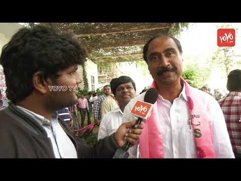 TRS Leader MLA Sanjay Kumar About his Victory |CM KCR | YOYO TV| YOYO TV Channel