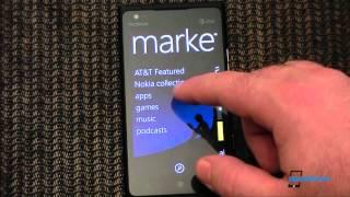 Nokia Lumia 900 Software