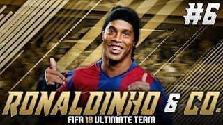 NIEZIEMSKI CAVANI! - FIFA 18: RONALDINHO & CO. [#6]