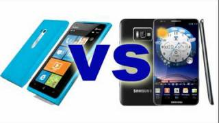 Nokia Lumia 900 Vs. Samsung Galaxy S2 Price in India Features and Specifications