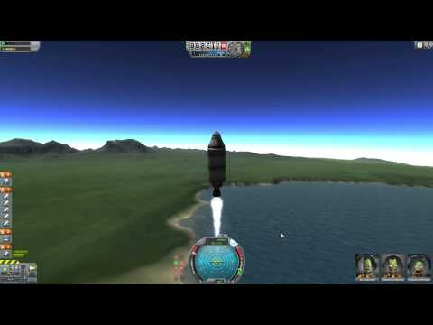 Kerbal Space Program - Launch Escape Systems