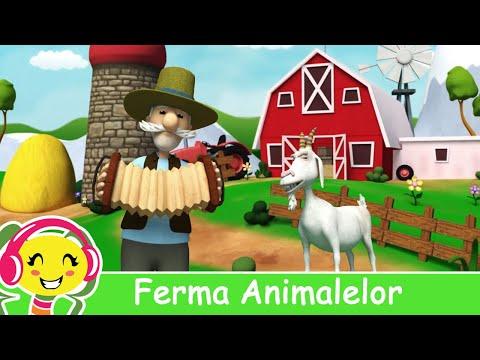 Ferma Animalelor - CanteceGradinita.ro - Animatii cu animale