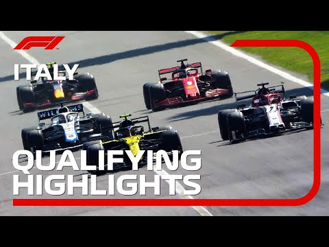 2020 Italian Grand Prix: Qualifying Highlights