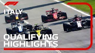 2020 Italian Grand Prix: Qualifying Highlights