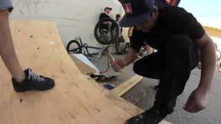 stacked bmx shop grand opening may 3rd 2014
