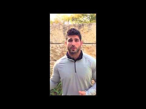 Joe LaPorta Video
