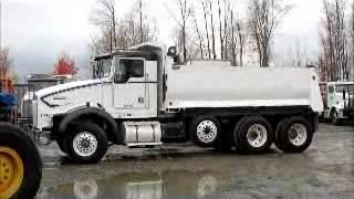 For Sale Kenworth T800B Tri/Axle Dump Truck 14.5 Yard Box Cat 3406 bidadoo.com