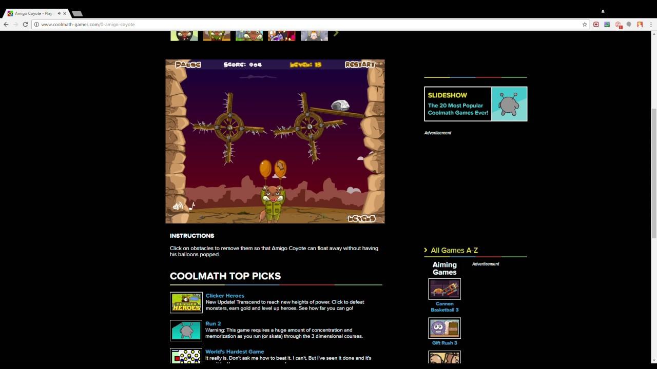 Cool Math Games Amigo Coyote   Jobs Online