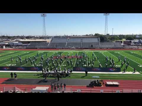 Crystal City High School Mighty Javelina Band 2018 - Calallen Area