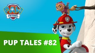 PAW Patrol | Pup Tales #82 | Rescue Episode! | PAW Patrol Official & Friends