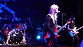 Gary Hoey and Lita Ford (Close My Eyes)