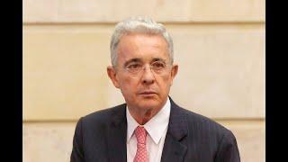 Álvaro Uribe, a indagatoria el 8 de octubre ante la Corte Suprema