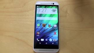 HTC One 2014 M8 Sense 6.0 ui review