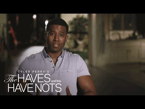 Gavin Houston Describes Jeffery's Coming Out | Tyler Perry's The Haves and the Have Nots | OWN