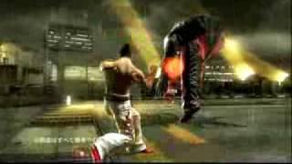 official tekken 6 bloodline rebellion :)
