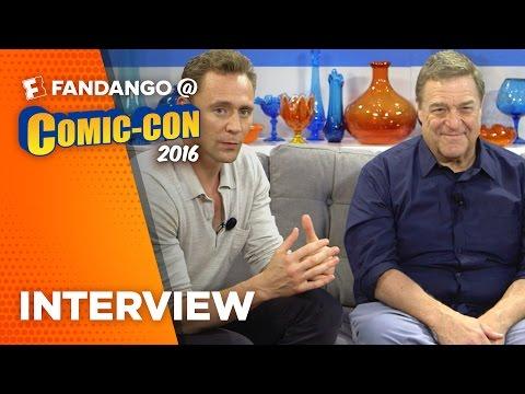 'Kong: Skull Island' Cast Interview – COMIC CON 2016