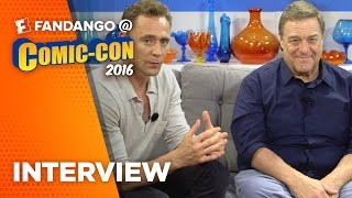 'Kong: Skull Island' Cast Interview – COMIC CON 2016