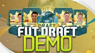 Kipróbálom: FIFA 16 - FUT Draft (demo)