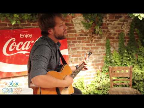 Josh Wilson - I Refuse (Live at the Planing Mill)