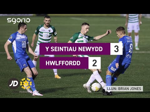 TNS Haverfordwest Goals And Highlights
