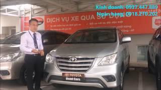 (Xe đã bán) Bán xe Toyota Innova 2014 cũ số sàn giá siêu tốt - 0937.447.889 Mr.Khiêm
